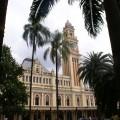Luz, pinacoteca e parque da luz