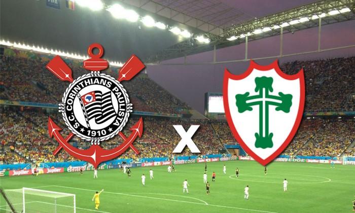 Corinthians x Portuguesa – Campeonato Paulista 2015