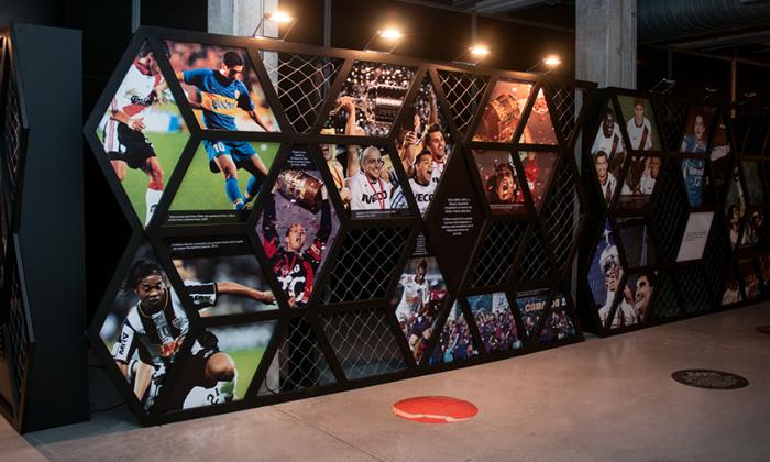 Últimos dias para visitar mostra sobre a Copa Libertadores no Museu do Futebol