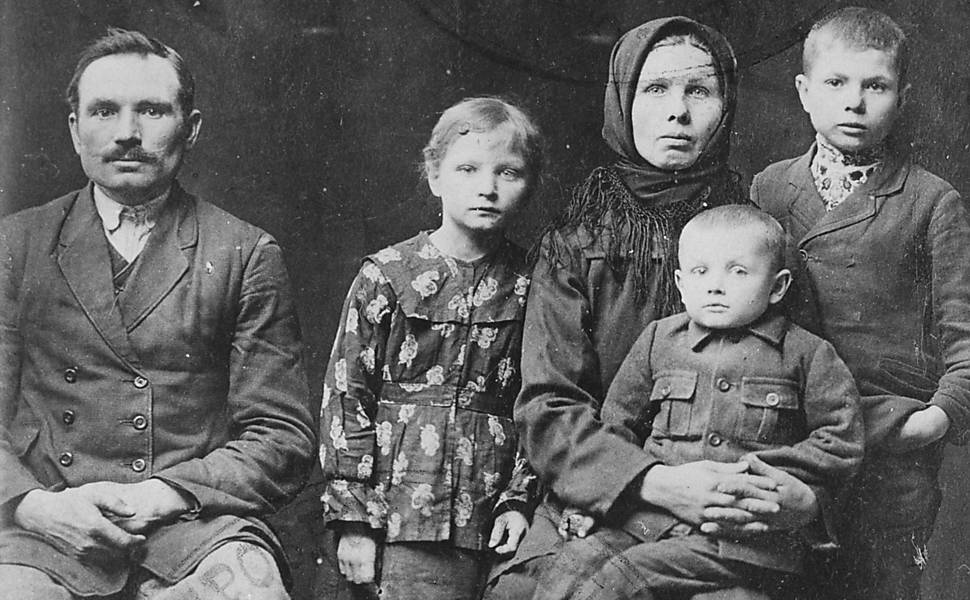 Retrato de Imigrantes