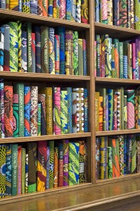 The British Library - Yinka Shonibare