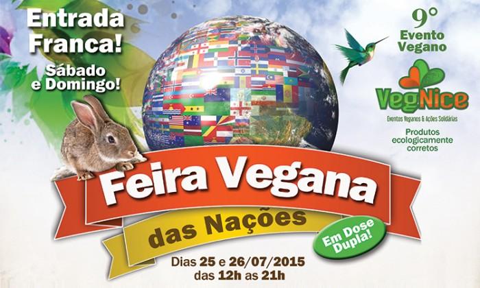 Feira Vegana das Nações