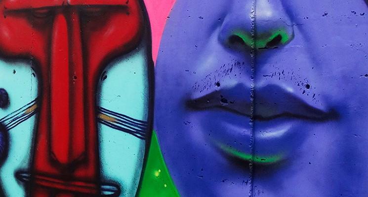 Grafite na CPTM
