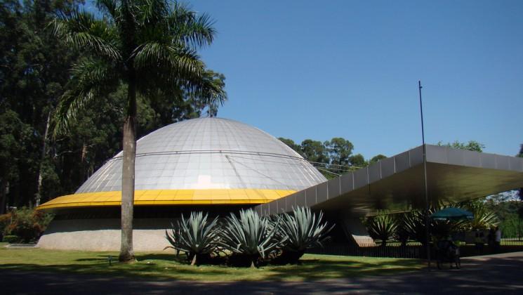 Planetário do Ibirapuera